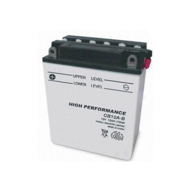 topcar batterie moto 12v 14ah ytx16 bs pas cher achat vente batteries rueducommerce. Black Bedroom Furniture Sets. Home Design Ideas