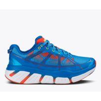 Hoka One One - Infinite Bleue Et Rouge Chaussures de running femme