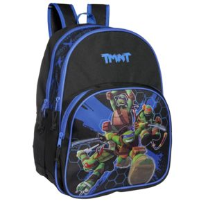 tortues ninja sac dos 42 cm noir primaire - Cartable Tortue Ninja