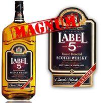 Noir By Label 5 - Label 5 Scotch Whisky 1,5L
