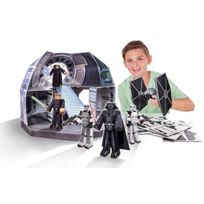 Jazwares - Star Wars - Set Papercraft Classic Death Star Deluxe Pack