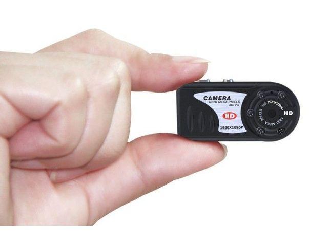 Yonis - Mini caméra espion Full Hd 1080p vision nocturne Micro Sd ... e0fe94624817