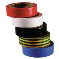 Scapa - ruban adhésif - vinyle - 15/100 - noir - 15 mm x 10 mètres - 148540