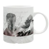 Abysscorp - Uncharted Mug 320 ml White Map