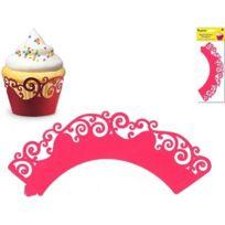 Party Craft - Multicraft Imports Collerettes À Cupcakes Motif Entrelacs