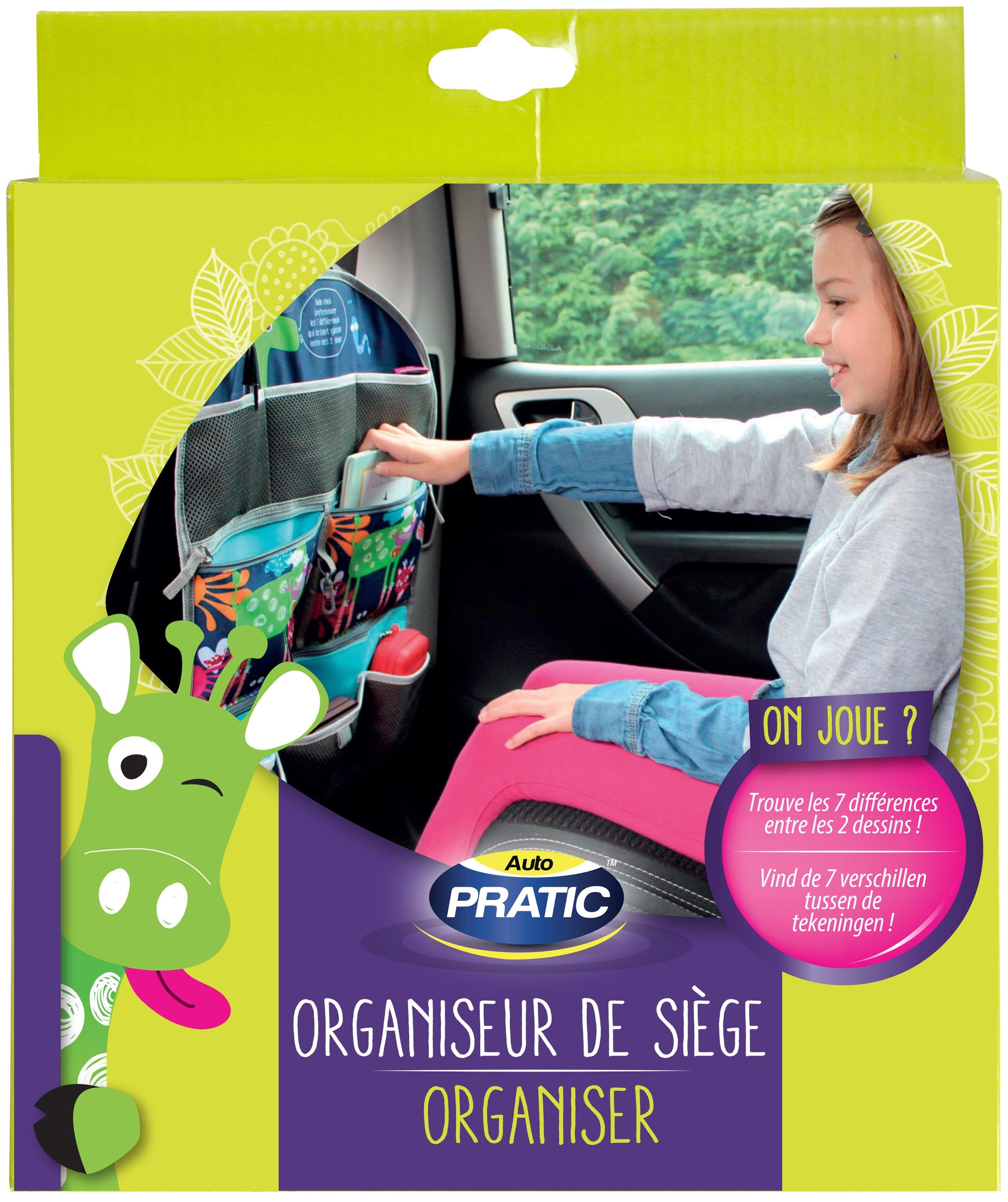 Organiseur de siège arrière de voiture - OSA02