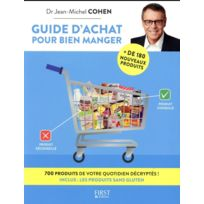 First - guide d'achat pour bien manger