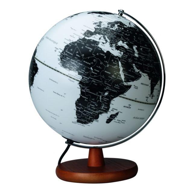 Globe politique lumineux \