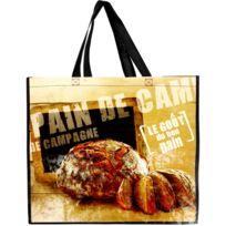 9c518d0c29 Promobo - Sac Pour Course Shopping Cabas Collection Du Terroir Pain De  Campagne