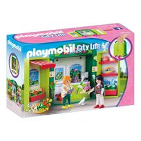 Playmobil - 5639 City Life - Coffret Fleuriste