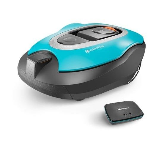 gardena robot tondeuse smart sileno pas cher achat vente robots tondeuses rueducommerce. Black Bedroom Furniture Sets. Home Design Ideas