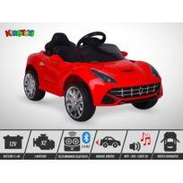 Rouge Voiture Enfant F16 Électrique Roadster 50w lF1KJcT