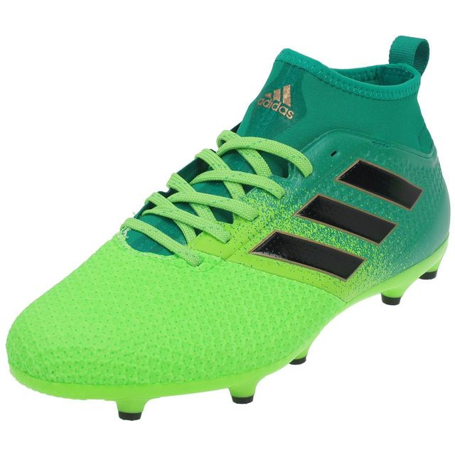 Adidas - Chaussures football moulées Ace 17.3 sg h Vert 38827