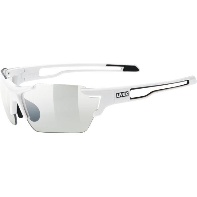 Uvex - Sportstyle 803 V - Lunettes cyclisme - Small blanc - pas cher ... fa57cc7d4718