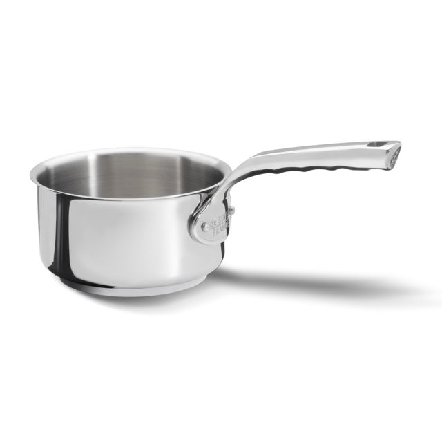 DE BUYER Casserole milady queue fonte inox ø14