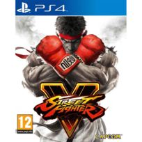 CAPCOM - STREET FIGHTER V PS4