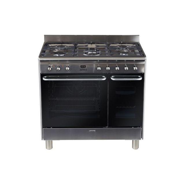 SMEG Piano de cuisson CG92X9