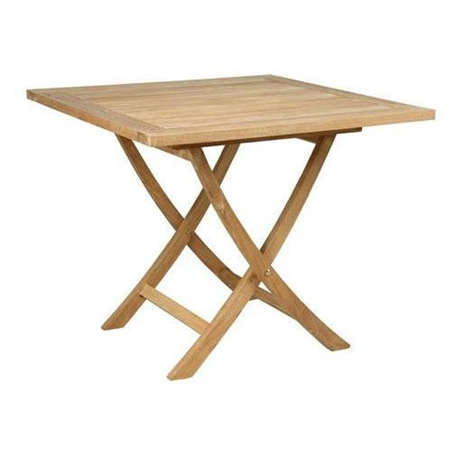 Wave Table Pliante Wexdorf 120cm