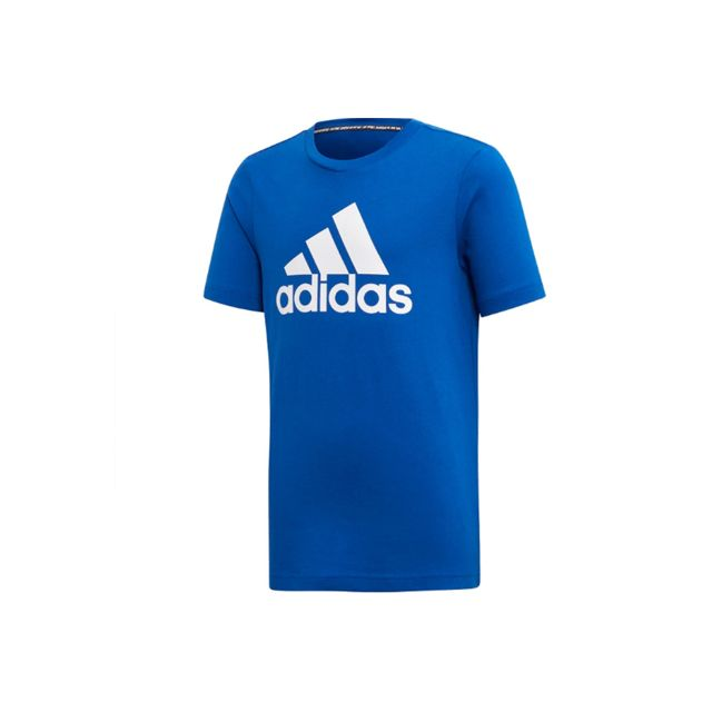 ADIDAS Must Haves Badge of Sport Jr Tee Ed6491 Bleu