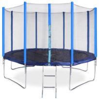 Physionics - Set trampoline Ø 366 cm avec accessoires