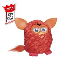 Hasbro - Peluche interactive Furby Hot : Orange
