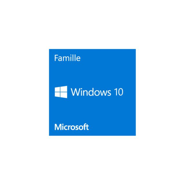 MICROSOFT - Windows 10 Home 64 bits OEM