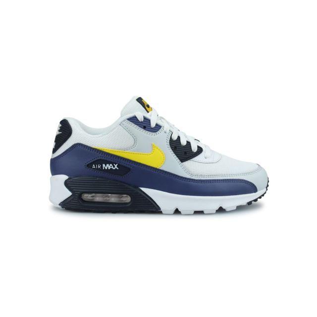 Nike Air Max 90 Essential Blanc 44 12 pas cher Achat
