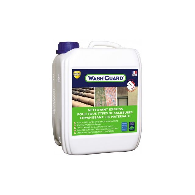 Guard Industrie - Nettoyant Express - Wash'Guard® - 5L