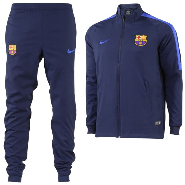 Nike Survetement Survetement Nike Fc Barcelone Junior pas cher Achat   Vente a54489
