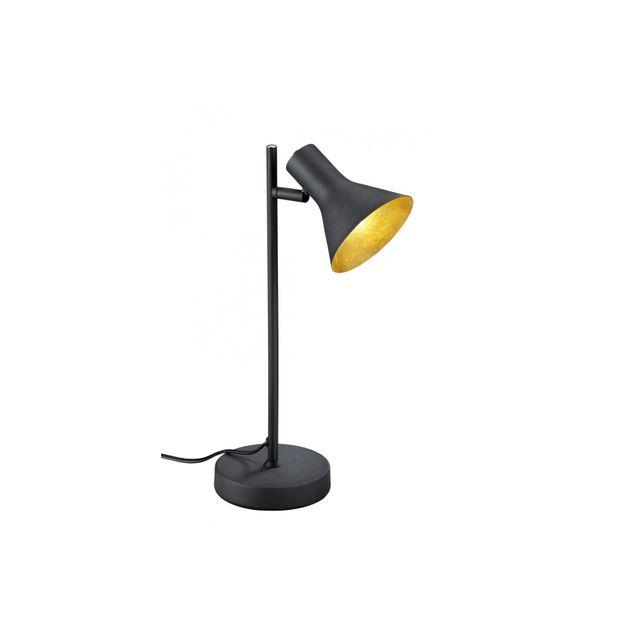 Poser noir achat vente de poser pas cher - Lampe a poser industrielle ...