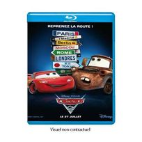 Disney - Pixar - Cars 2 Blu-Ray