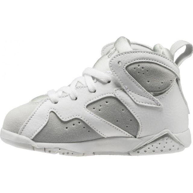 super populaire bd918 23c83 Nike - Basket Air Jordan 7 Retro Bt Bébé - Ref. 304772-120 ...