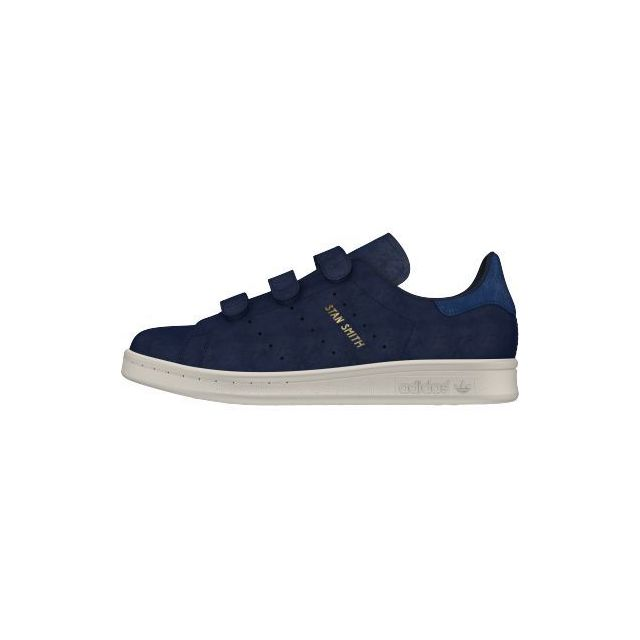 adidas stan smith femme bleu 38