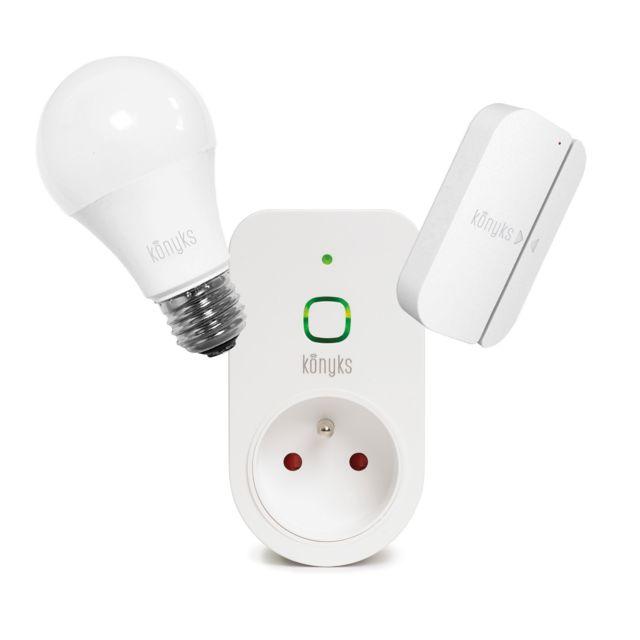 KONYKS - Starter Kit - Pack Smarthome WiFi