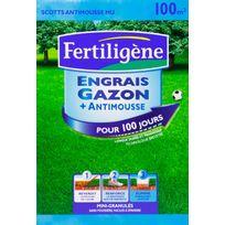 Fertiligene - Engrais gazon + anti mousses longue durée Fertiligène