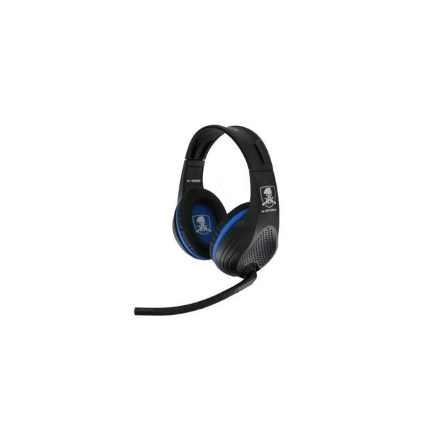 Subsonic Casque X Storm X 1000 Ps3 Ps4 Xbox 360 Xbox One Pc Pas