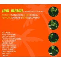 Harmonia Mundi - Jam Miami - A Celebration Of Latin Jazz - Cd