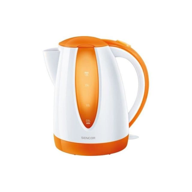 Sencor Swk 1813OR Bouilloire électrique - Orange et blanc