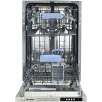 lave vaisselle hauteur 70 cm achat lave vaisselle hauteur 70 cm pas cher rue du commerce. Black Bedroom Furniture Sets. Home Design Ideas
