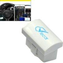 Wewoo - Lecteur de Code Prise outil de diagnostic blanc Interface 2.0 Obdii Bluetooth de de automatique, support Android / Windows