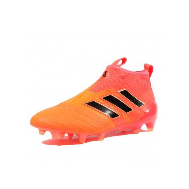 info for d448c 787ce Adidas originals - Ace 17+ Purecontrol Fg Garçon Chaussures Football Orange  Adidas