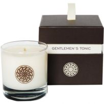 Gentlemen's Tonic - Bougie Babassu & Bergamote