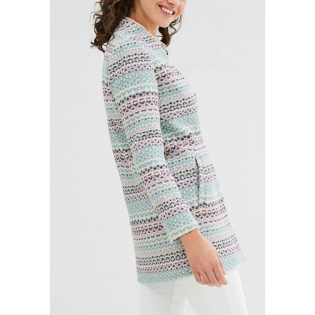 243cddfb7ebc Esprit - Jackets outdoor woven KnittedMultiS - pas cher Achat   Vente  Blouson femme - RueDuCommerce