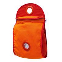 Mastrad - Distributeur de sacs en coton forme rectangulaire Orange