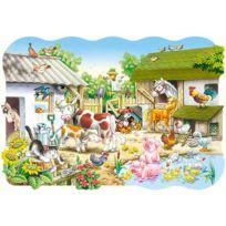 Castorland - Puzzle 20 pièces maxi : La ferme