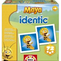 Educa - 15362 - Jeu ÉDUCATIF Et Scientifique - Identique Memo Game Maya