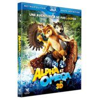 Metro - Alpha et Omega Blu Ray+dvd 2d+3d