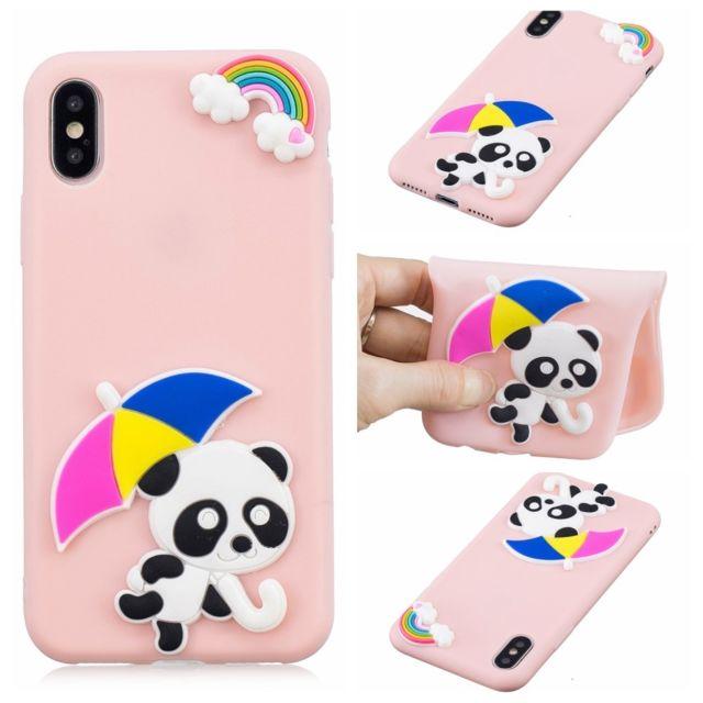 coque panda iphone xs max