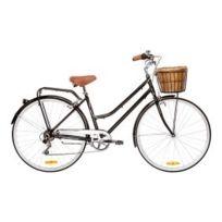 Reid - Vélo Vintage Lite noir femme