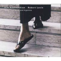 Ecm New Series - Kim Kashkashian | Robert Levin - Asturiana songs from Spain and Argentina